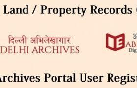 Access Land Record Portal Online 2019