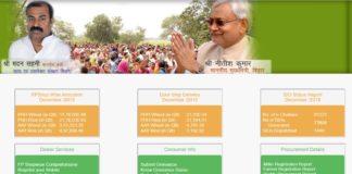 Bihar Ration Card List