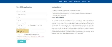 CSC Online Registration 2020 - सीएससी ऑनलाइन
