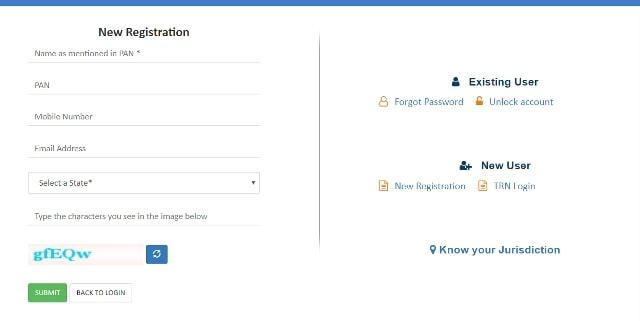 Sabka Vishwas Scheme Registration