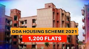 DDA Housing Scheme2021